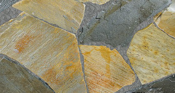 Flagstone Q 032 – Quartzite Yellow Grey