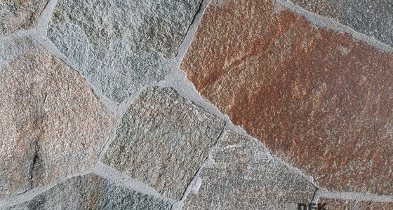 Flagstone Q 102 – Quartzite Luserna Red