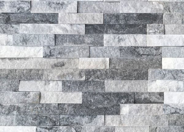 Q 016 – Quartzite White & Grey